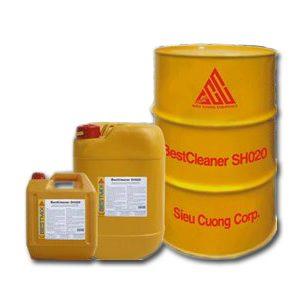 Chất tẩy rửa dầu mỡ BestCleaner SH020