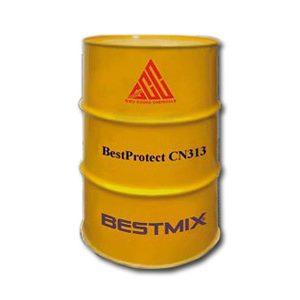 Phụ gia ức chế ăn mòn bê tông BestProtect CN313