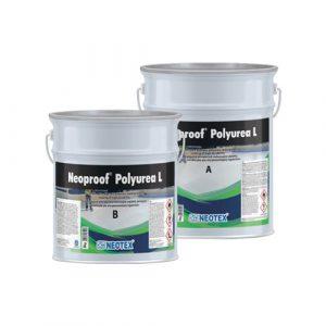 Phụ gia chống thấm sàn mái Neoproof Polyurea L